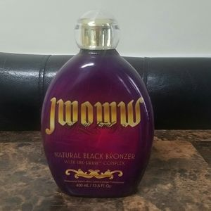 JWOWW Natural Black Bronzer w/Ink Drink Complex